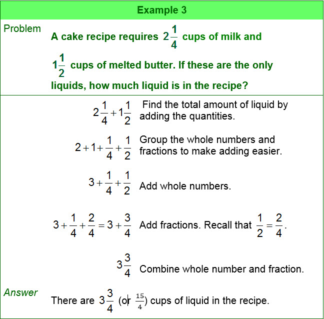 how to solve math problems with addition and multiplication